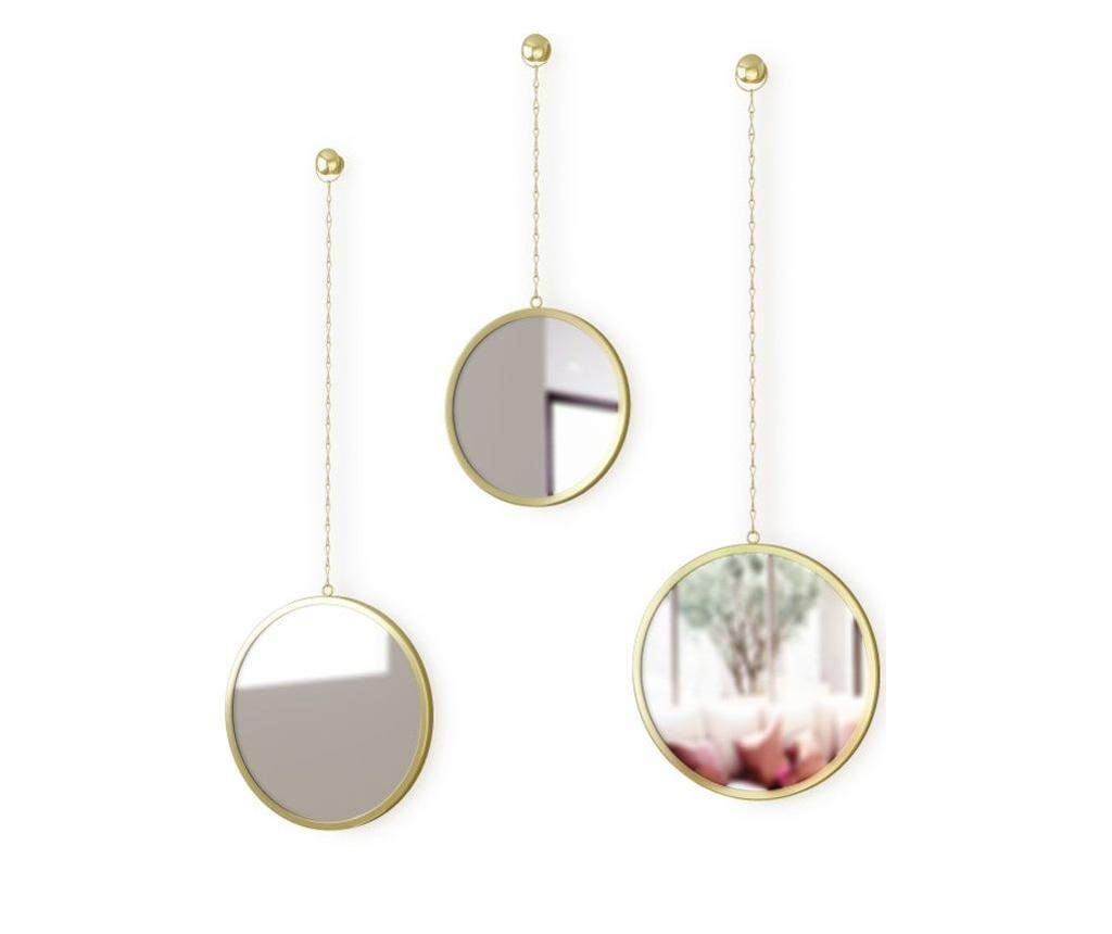 Set 3 oglinzi - UMBRA poza