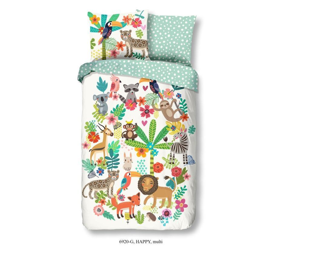 Set de pat pentru copii Single Ranforce Happy