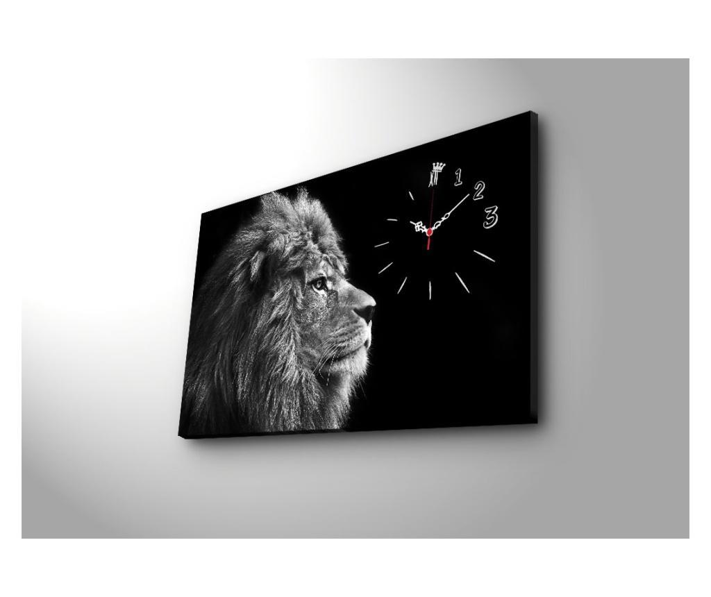 Tablou cu ceas de perete imagine