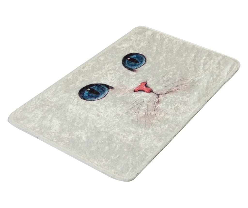 Covoras de baie Blue Eyes Multicolor 40x60 cm