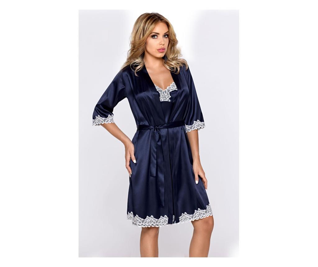 Camasa de noapte dama 2XL - Hamana, Albastru poza