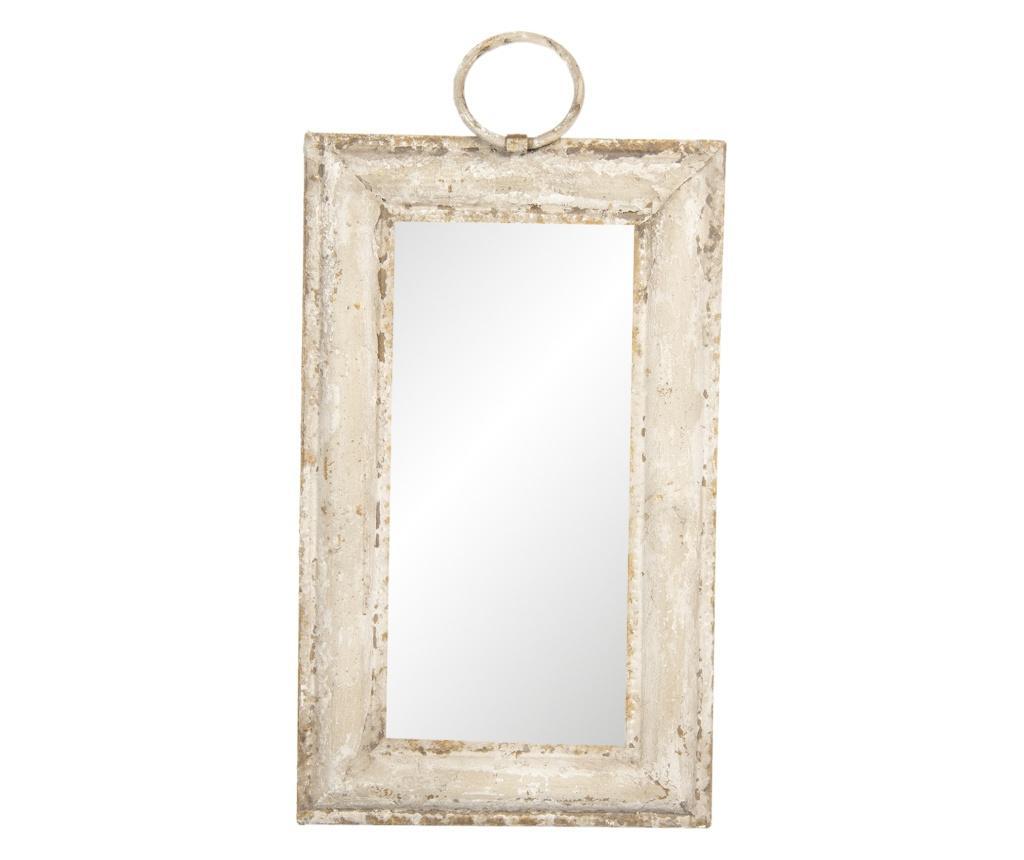 Oglinda - Clayre & Eef, Alb poza