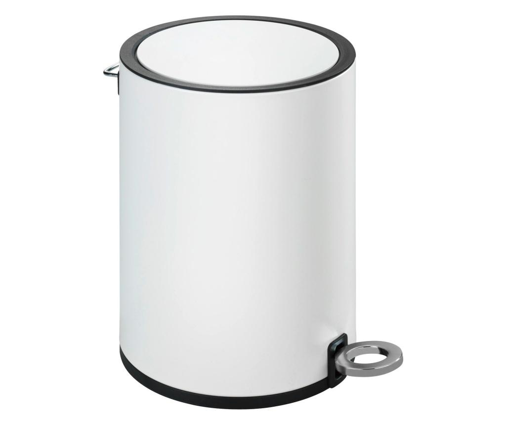 Cos de gunoi cu capac si pedala 3 L imagine