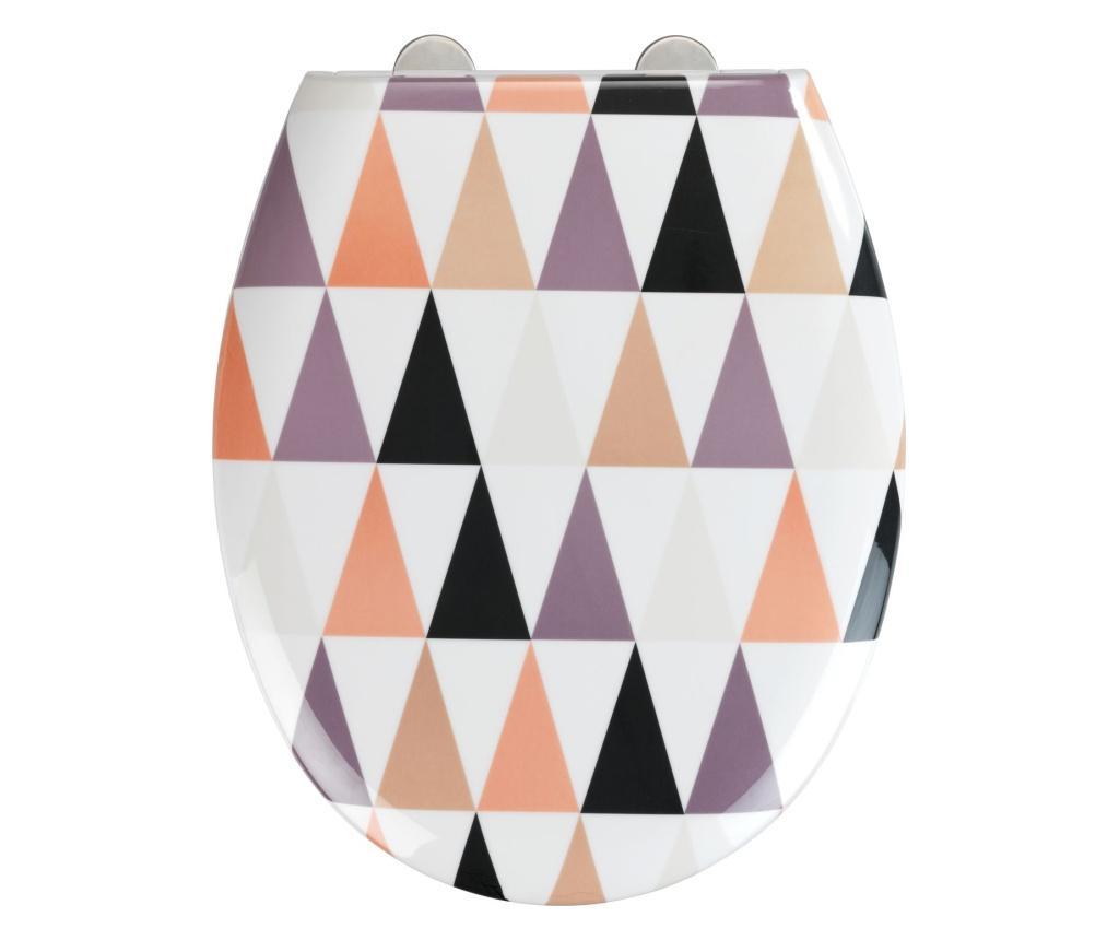 Capac pentru toaleta - Wenko, Multicolor poza noua