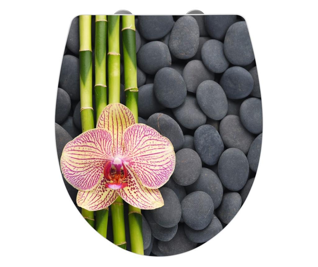 Capac pentru toaleta - Wenko, Multicolor poza