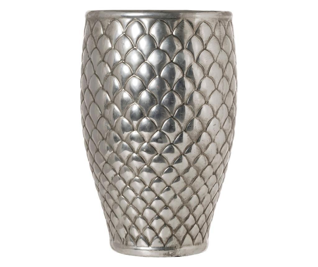Vaza S - L'arte di Nacchi, Gri & Argintiu
