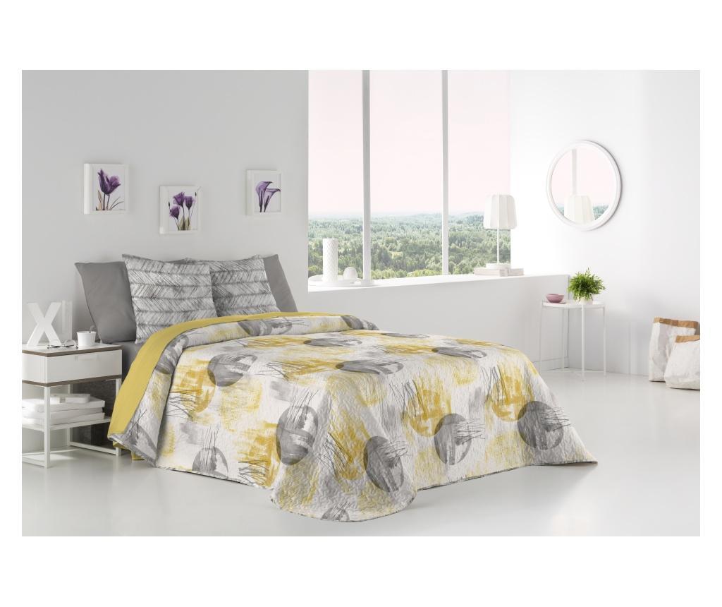 Set cuvertura King Harlem Yellow