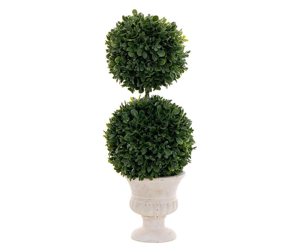 Floare artificiala cu ghiveci - Garpe Interiores