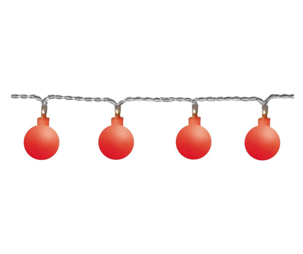 Ghirlanda luminoasa de exterior Berry Red 735 cm - Best Season