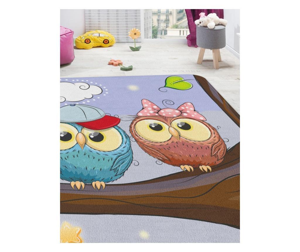 Covor pentru copii 100x140 cm - Oyo Kids, Multicolor - 1
