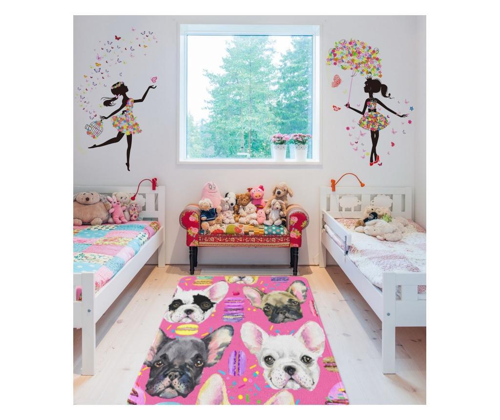 Covor pentru copii 100x140 cm - Oyo Kids, Multicolor - 2