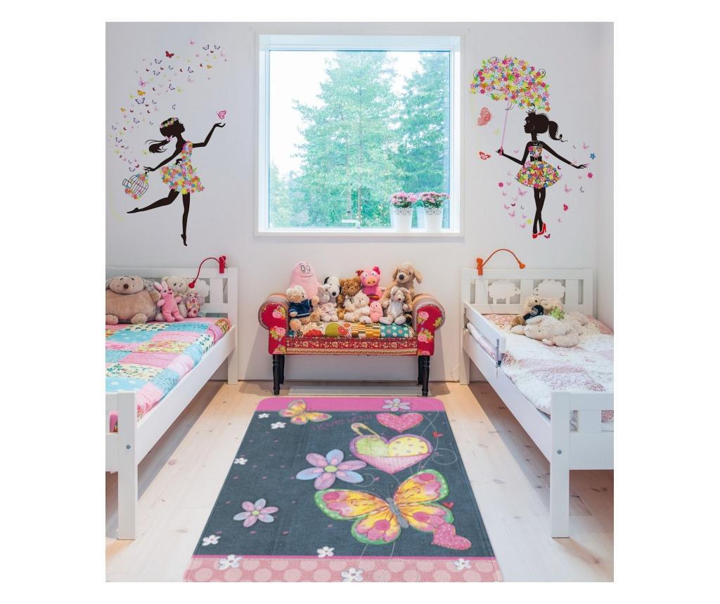 Covor pentru copii 80x140 cm - Oyo Kids, Multicolor - 2