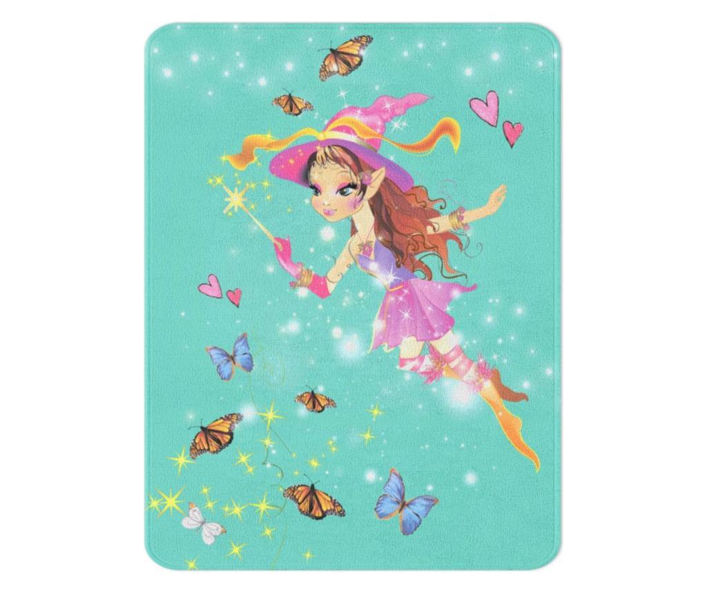 Covor pentru copii 100x140 cm - Oyo Kids, Multicolor imagine
