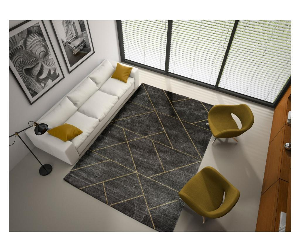 Covor Artist Grey 120x170 cm - Universal XXI, Gri & Argintiu imagine