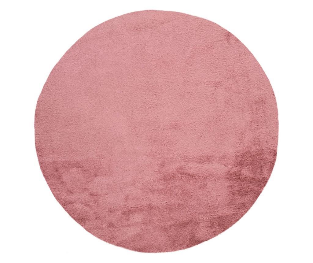 Covor Fox Pink Round 120x120 cm - Universal XXI, Roz imagine