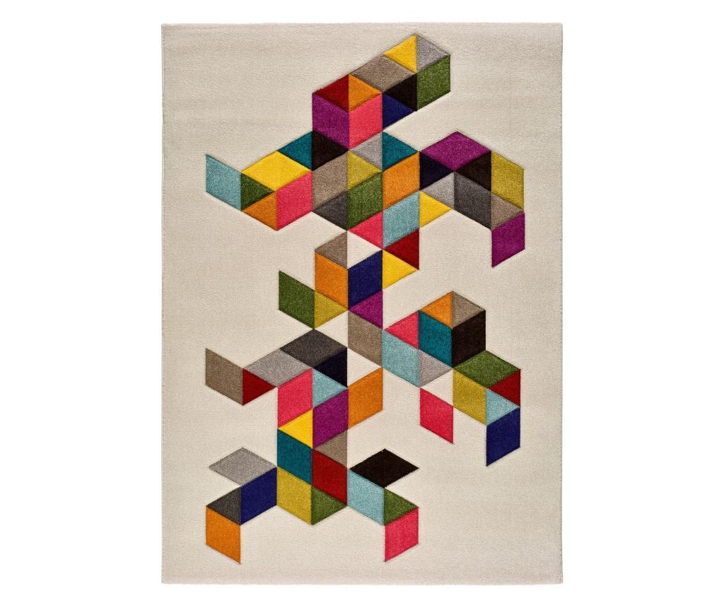 Covor Boutique Multicolor Shape 80x150 cm - Universal XXI, Multicolor imagine