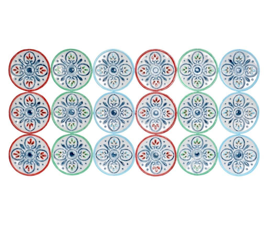 Decoratiune de perete - Item International, Multicolor imagine