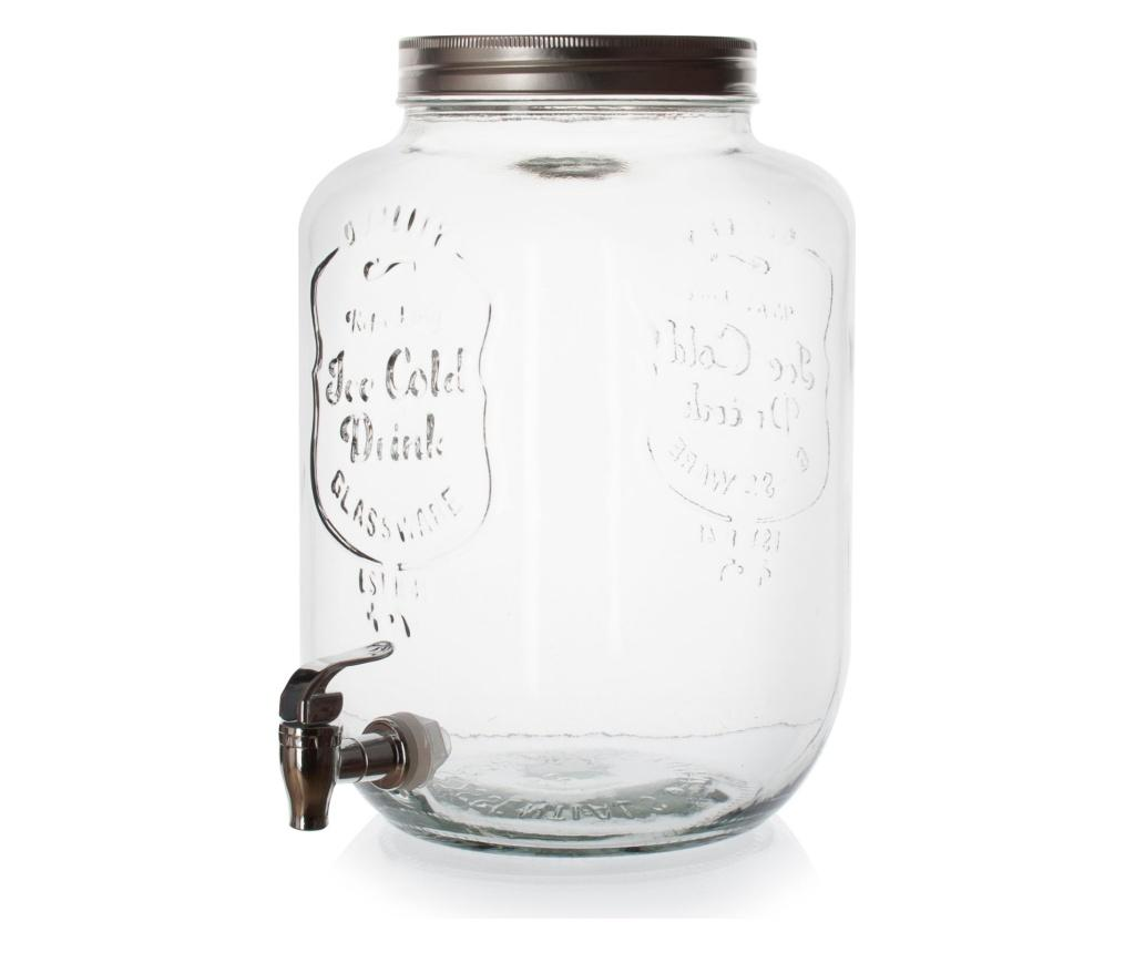 Dispenser pentru bauturi Walt - Banquet, Alb imagine