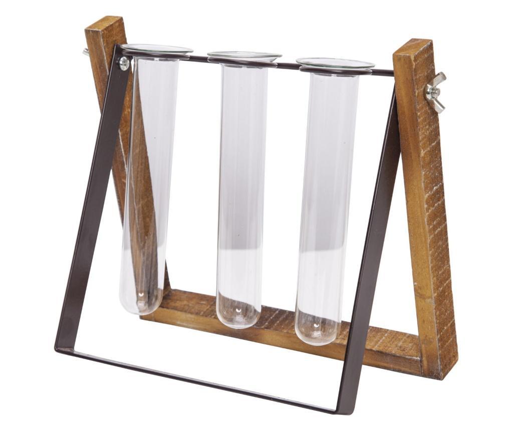 Set 3 vaze tub cu suport