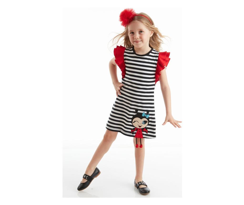 Rochie fete Ladybug 2 ani - Denokids