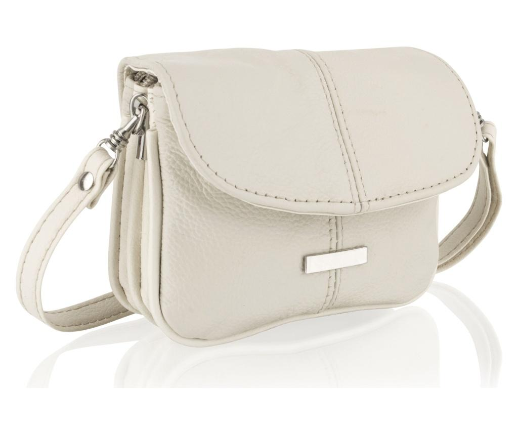 Geanta Cross Body - Lorenz, Crem