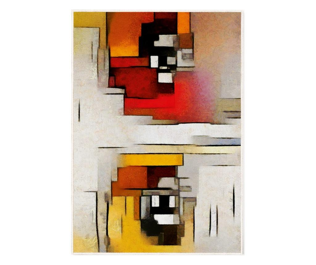Covor 80x140 cm - Oyo Concept, Multicolor vivre.ro