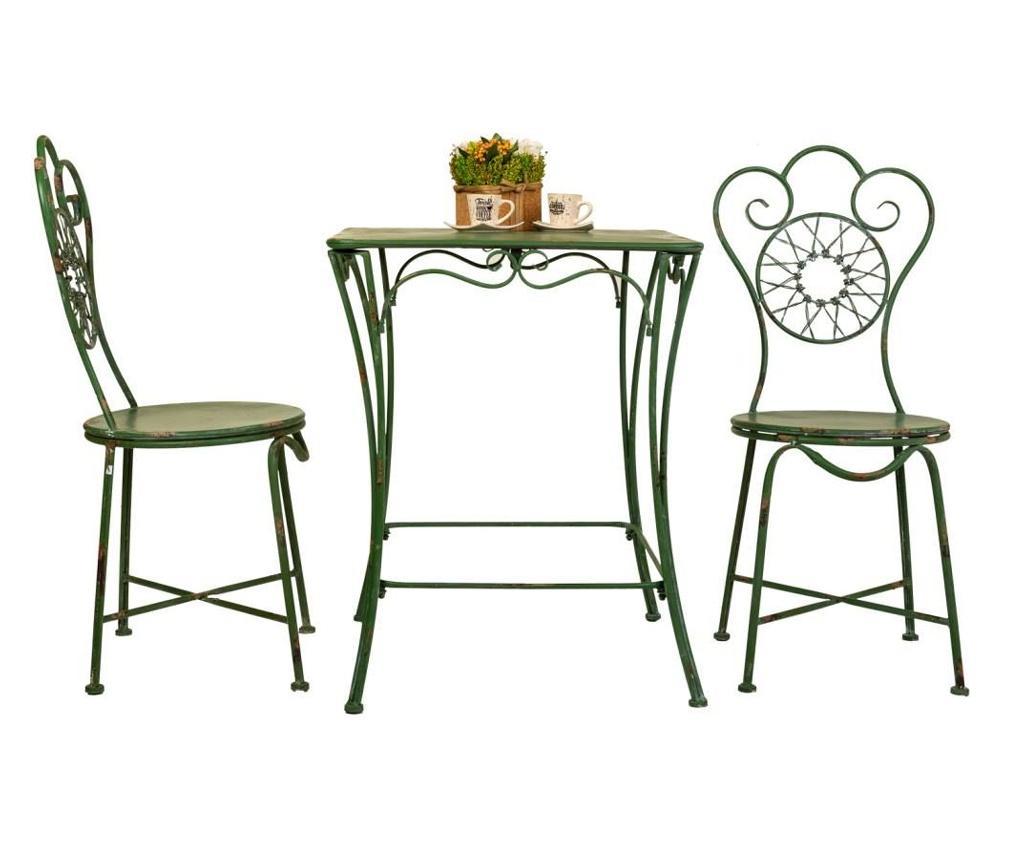 Set masa si 2 scaune - Creaciones Meng
