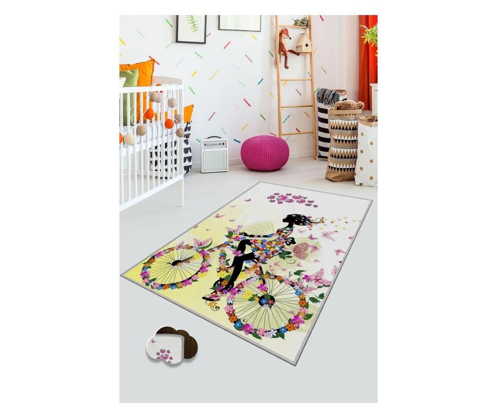 Covor 80x150 cm - Homefesto, Multicolor