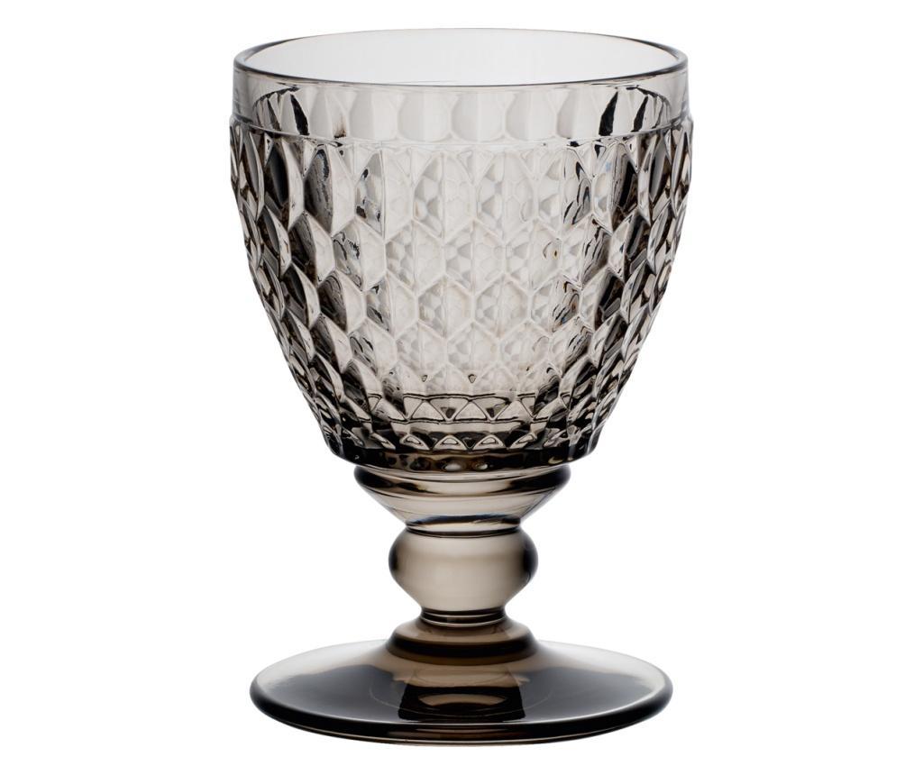 Set 4 pahare pentru vin Boston - Villeroy & Boch, Gri & Argintiu imagine