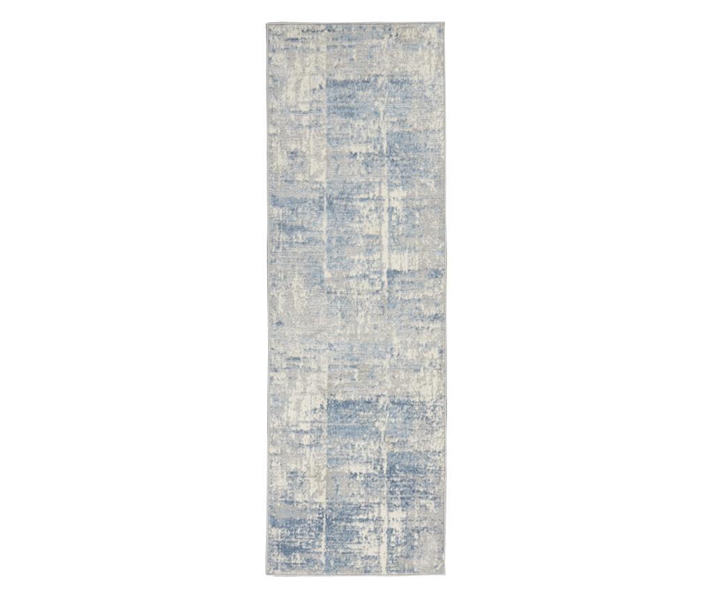 Covor 69x221 cm - Nourison, Multicolor imagine vivre.ro