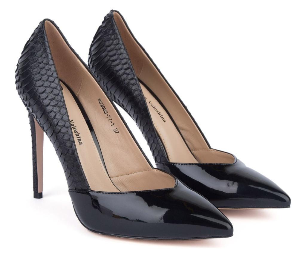 Pantofi cu toc dama 35