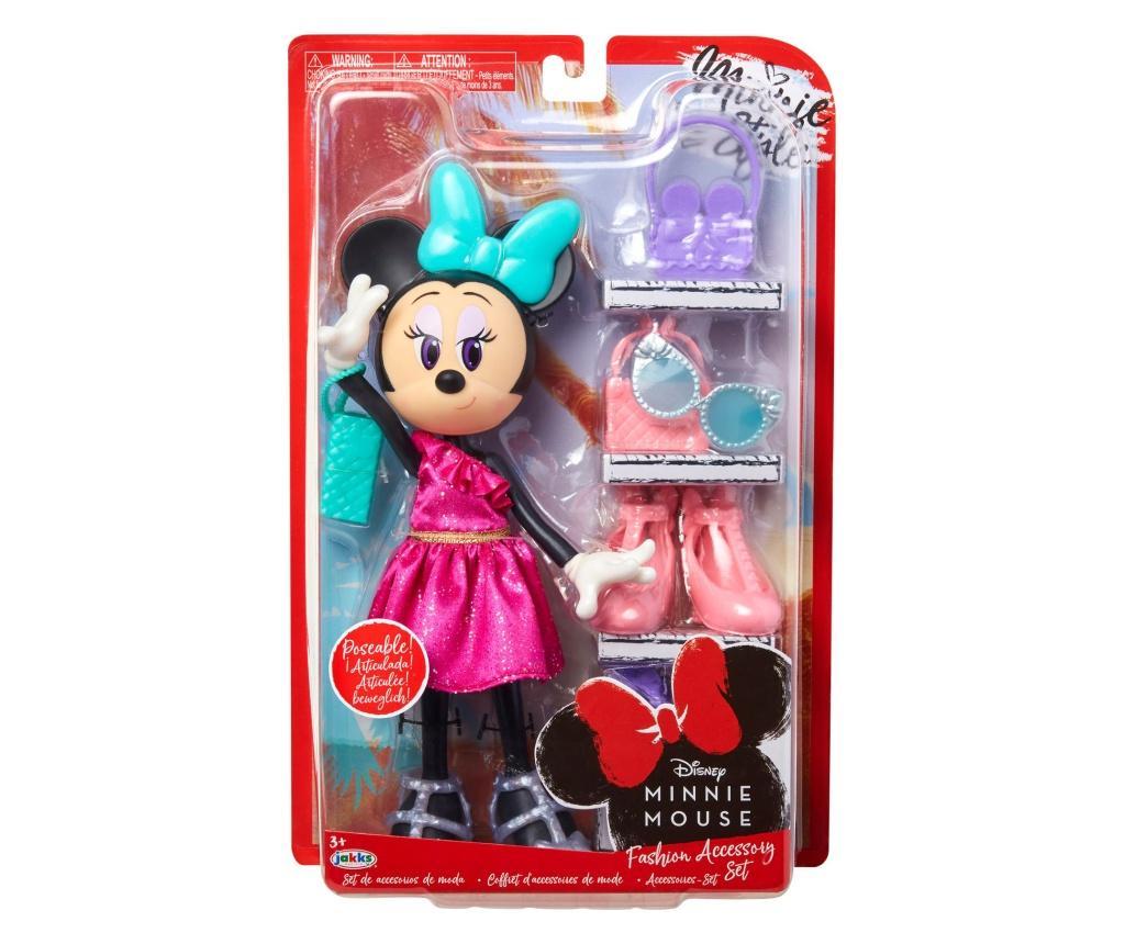 Papusa cu accesorii Minnie Mouse imagine