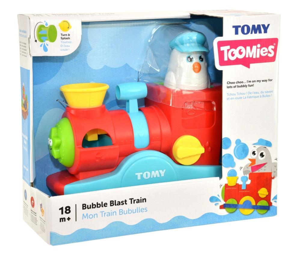 Jucarie de baie Bubble Blast Train imagine