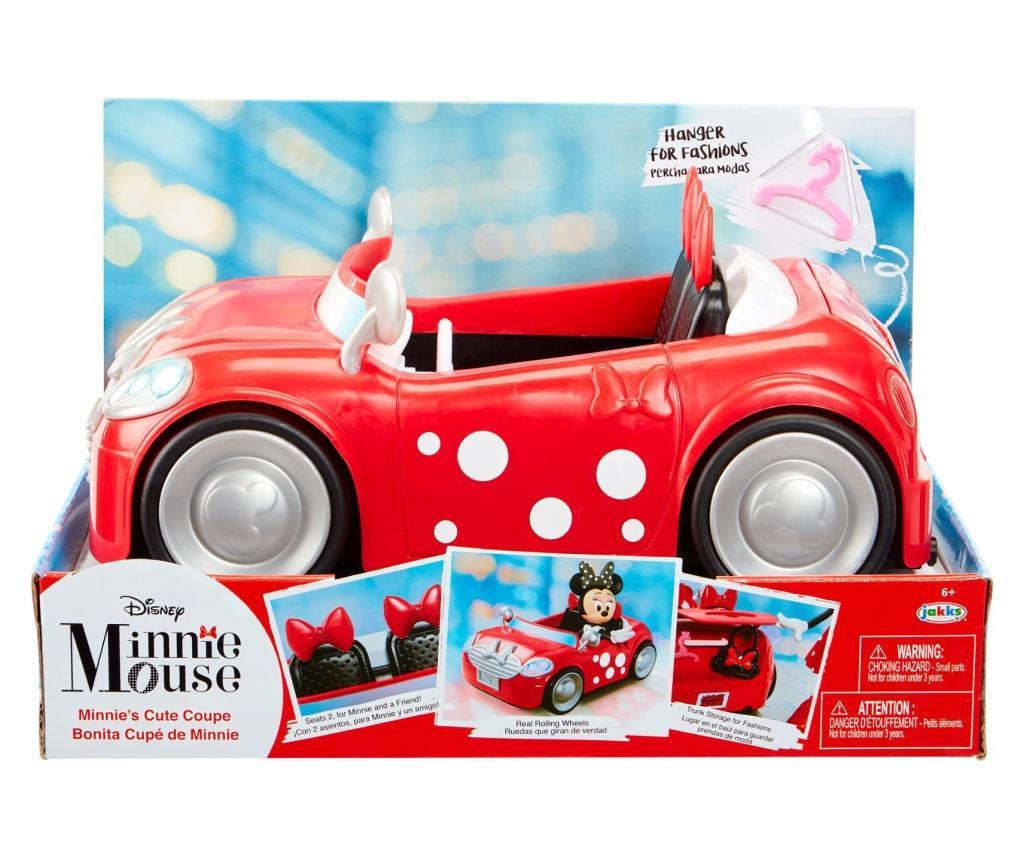 Masina de jucarie Minnie Cooper imagine