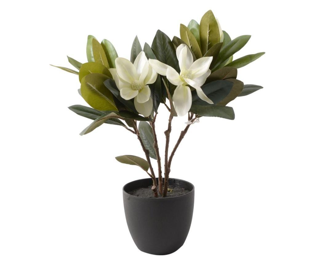 Planta artificiala in ghiveci Magnolia imagine