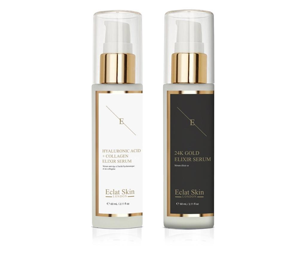 Set 2 produse pentru ingrijire faciala Pure Active 60 ml