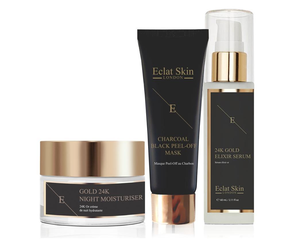 Set 3 produse pentru ingrijire faciala Elixir Relax - Eclat Skin London imagine
