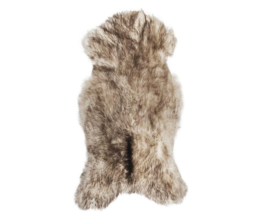 Piele de miel British lambskin - Arctic Fur, Maro imagine