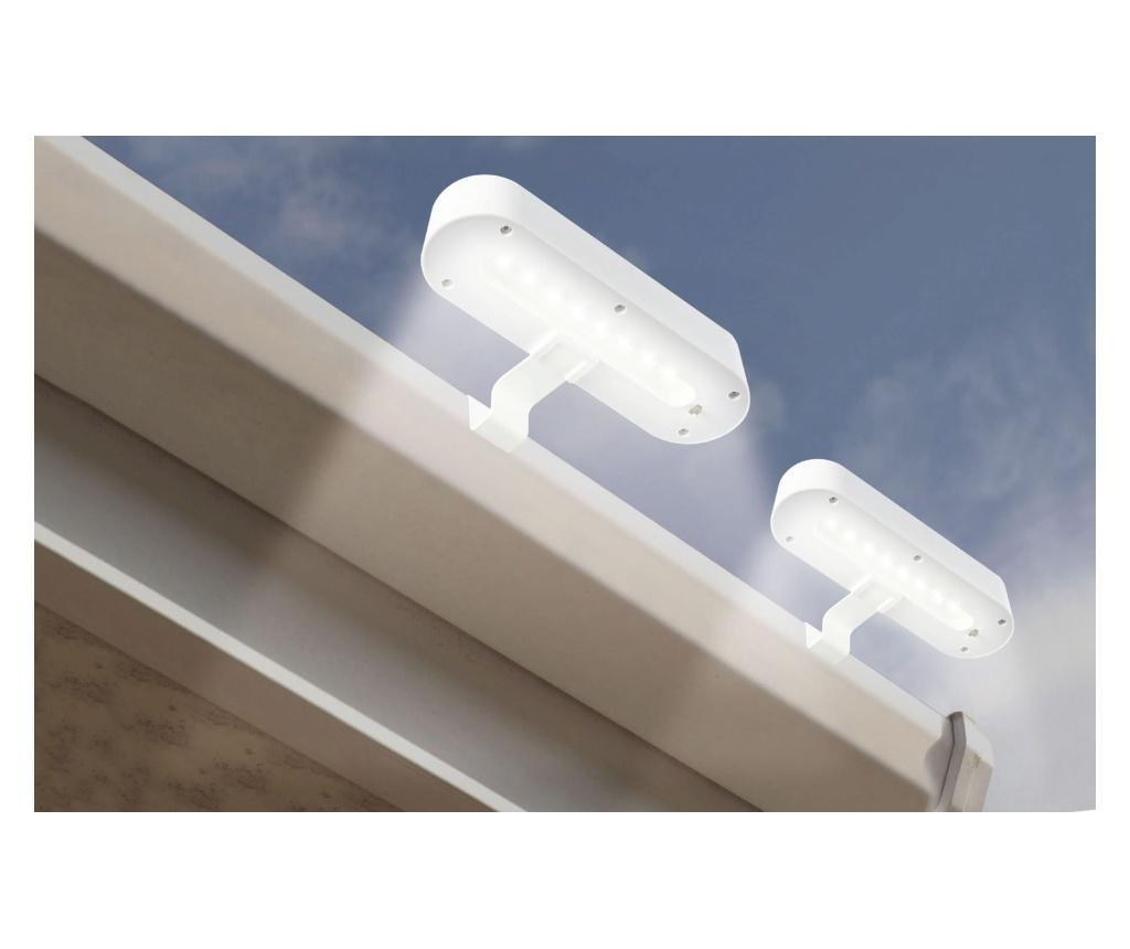 Set 2 lampi solare de exterior imagine