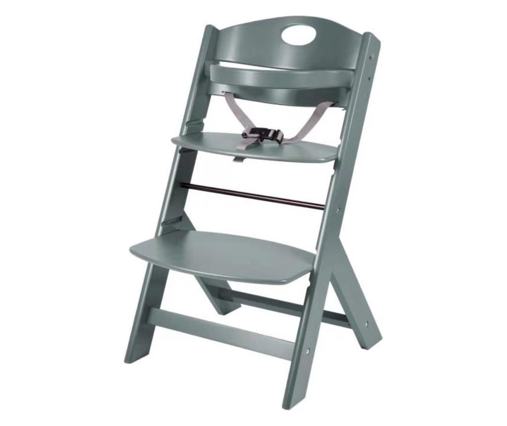 Scaun pentru copii - Casa dolce, Gri & Argintiu imagine