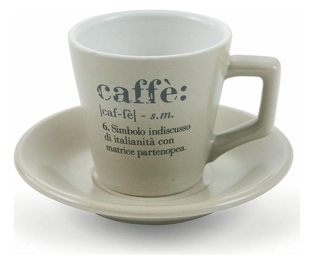 Set 6 cesti pentru espresso Victionary imagine