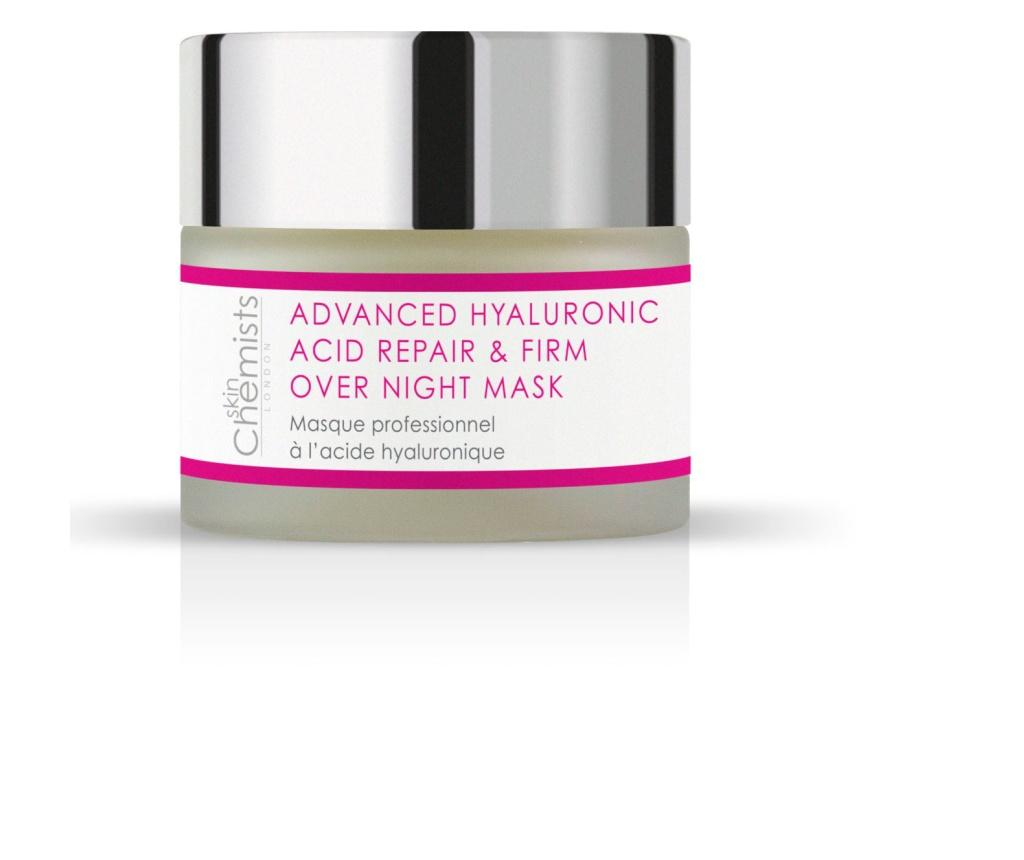 Masca de fata pentru noapte Advanced Hyaluronic Acid Repair & Firm 50 ml - SkinChemists vivre.ro