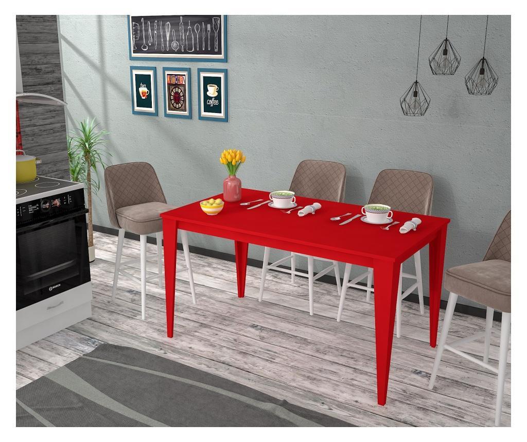 Masa Yenice Kitchen - Oyo Concept, Rosu imagine
