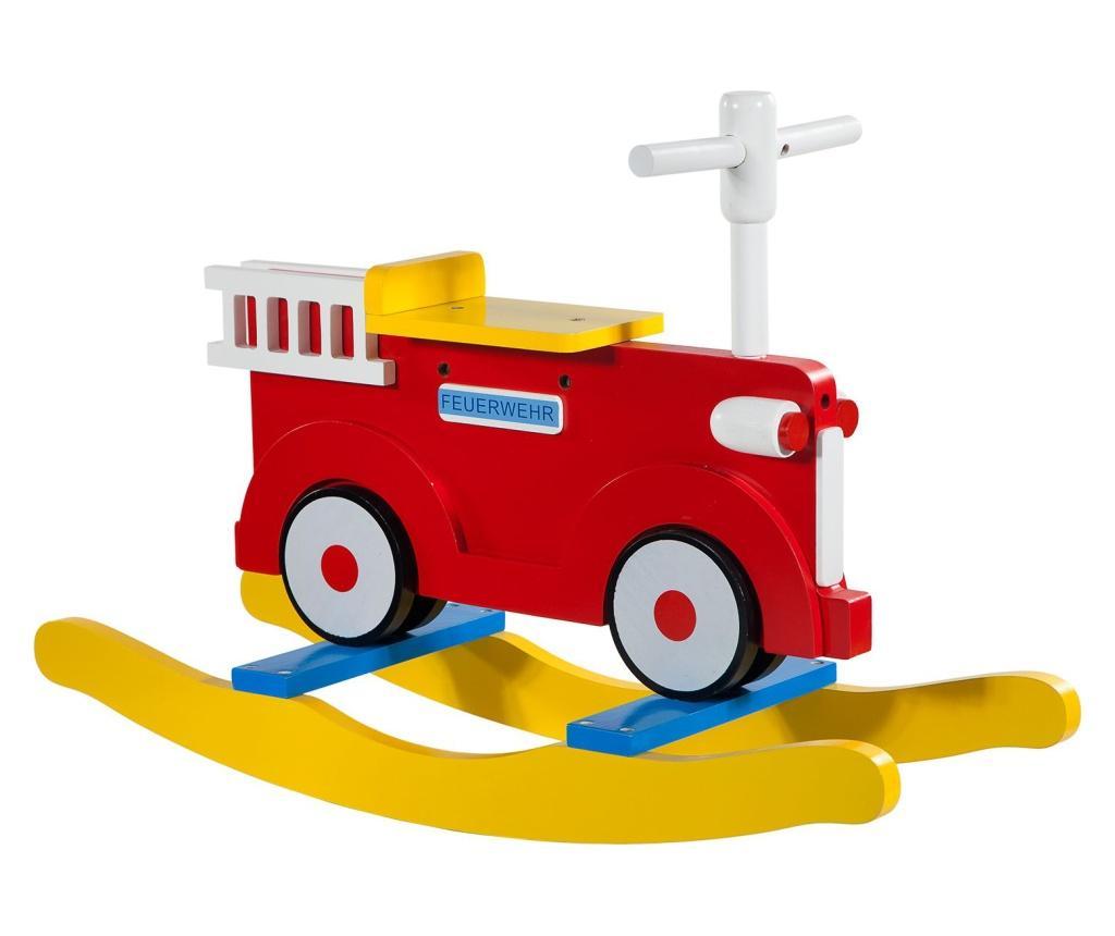 Scaun balansoar pentru copii - Creaciones Meng, Multicolor imagine