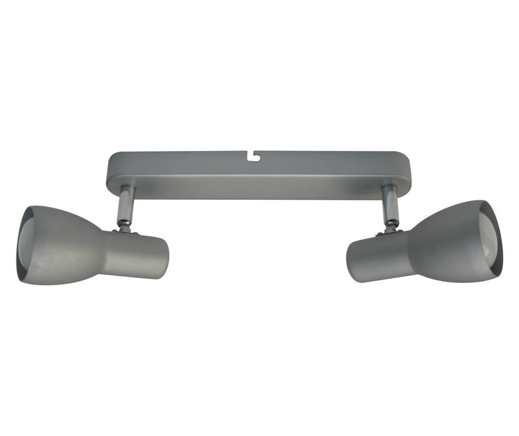 Lustra Picardo - Candellux Lighting, Gri & Argintiu