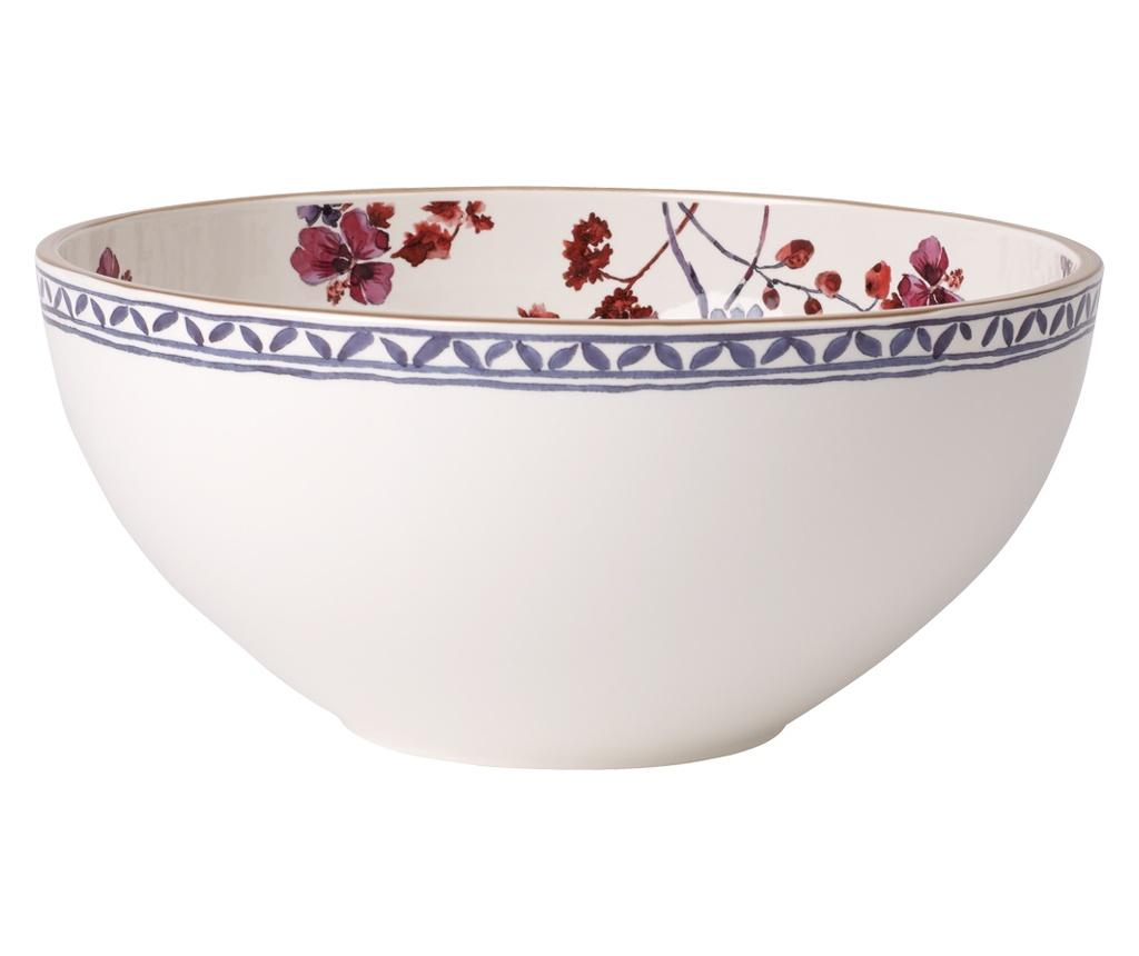 Bol pentru salata Artesano Provençal Lavender imagine