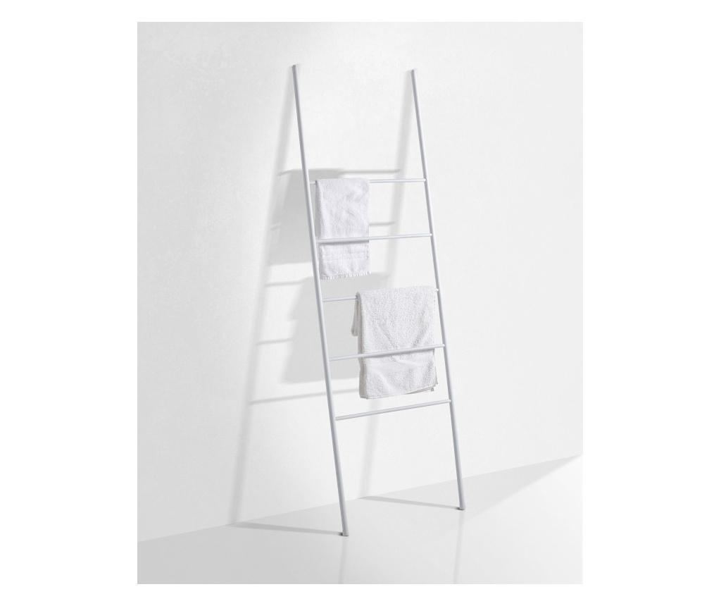 Etajera - TFT Home Furniture, Alb