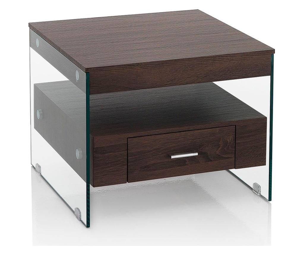Masuta de cafea - TFT Home Furniture, Maro