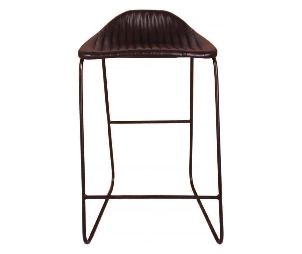 Scaun de bar - SIT Möbel, Negru imagine