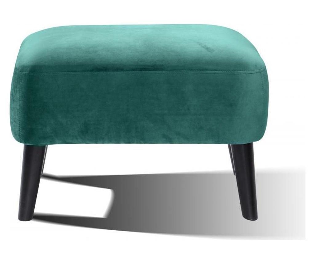 Taburet Ottoman - SIT Möbel, Verde imagine
